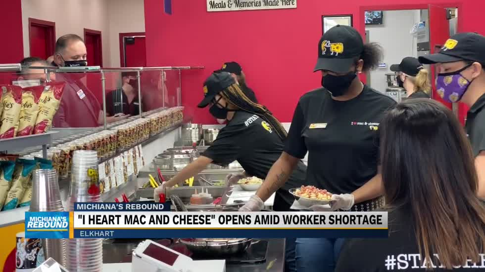 Elkhart restaurant opens amid worker shortage
